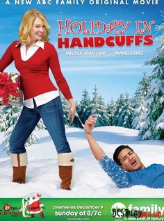 Holiday In Handcuffs I love this Christmas movie