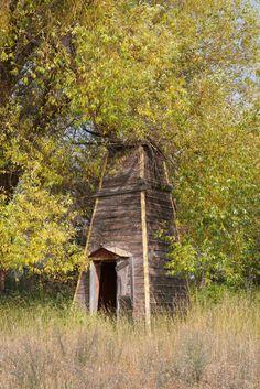 Wooden tower. | prolabdigital.com