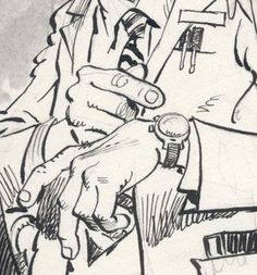 Nobody draws hands like the great Mort Drucker . Comic Kunst, Comic Art, Art And Illustration, Drawing Reference Poses, Art Reference, Ink Drawings, Cute Drawings, Urbane Fotografie, Mini Comic