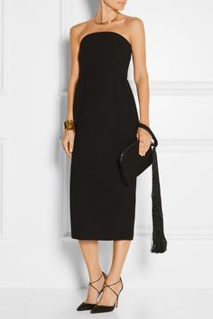 Protagonist | Wool-blend midi dress | NET-A-PORTER.COM