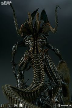 sideshow collectibles | Sideshow Collectibles Alien King Maquette