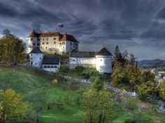 The Velenje Castle, Slovenia