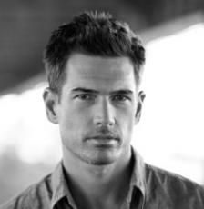 This man is looking sleek, Classic, sporty, American Crew Haircut.  Come get one today!