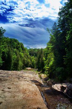 The Adirondack Mountains