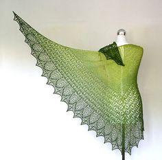 Ravelry: Dobranoc's Echolaria/ echo flower + laminaria combo pattern