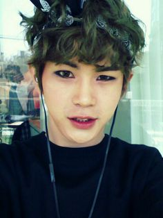 ToppDogg Hansol - ahh he looks so much like Suga with his hair like this. i don't know how i feeeeeel