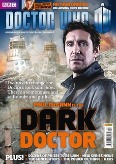 Doctor Who Magazine #454 - The Eighth Doctor (Paul McGann)