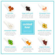 Cocktail Hour Bento Box by Sugarfina