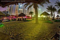 Barasti Beach Bar, Le Meridien. Dubai. Love this hotel