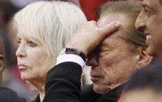 There is certainly more to this story than meets the eye... La Clippers DEMOCRAT Owner.....