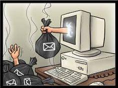 SPAM: O correo basura o sms basura a los mensajes no solicitados, no deseados o de remitente desconocido. Son Todos aquellos mensajes publicitarios que no solicitamos sobre cosas que no nos interesan. Por lo general, las direcciones son robadas, compradas, recolectadas en la web o tomadas de cadenas de mail: