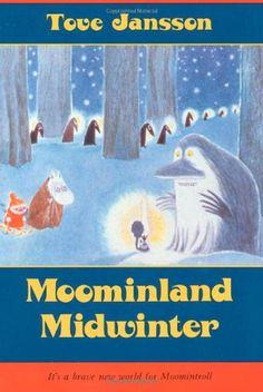Moominland Midwinter   Tove Jansson ムーミン谷に冬が来た
