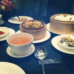 Yum Cha in Hong Kong W hotel Hong Kong