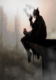 Batman Wallpaper, Batman Artwork, Batman And Catwoman, Im Batman, Comic Books Art, Comic Art, Batman Gifts, Hq Marvel, Batman Begins