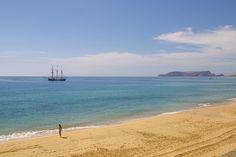 Porto Santo Beach by Madeira Islands Tourism