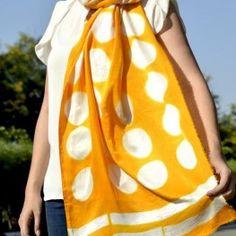 Women's Silk Scarf