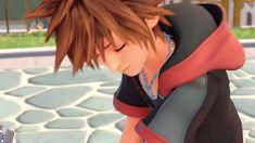 Sora And Kairi, Sora Kh3, Sora Kingdom Hearts 3, Christmas Dress Women, Kindom Hearts, Heart Gif, Blue Exorcist, Good Music, Video Games