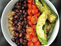 Recipe: Mexican Quinoa Bowl