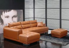 Unique Corner Sectional L-shape Sofa contemporary sectional sofas