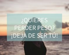 Blog http://anamayo.es/quieres-perder-peso-deja-de-ser-tu/
