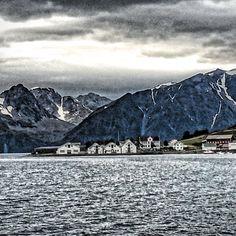 Havnnes in North Norway