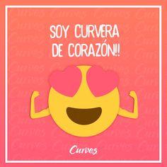 #CurveraDeCorazón ❤ 😍💪