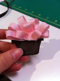 Cupcake Hair Clippy Tutorial - Entirely Smitten