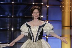 Douwes, Pia - Musician, Singer, Musical-Actress, Netherlands - performing at the tv-show 'Willkommen bei Carmen_Nebel' in Germany