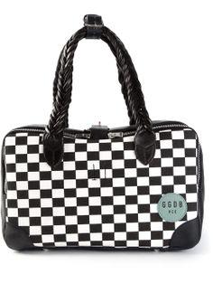 b835aeb60f Women - Golden Goose Deluxe Brand Checked Square Body Tote - Bernardelli  Online. Bernardelli Stores · Bernardelli loves bags · Women - Bao Bao Issey  Miyake ...