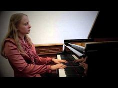 Beautiful! Liadov - Prelude op. 40, no. 3 - YouTube