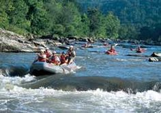 White water rafting the Pigeon River via Nantahala Outdoor Center Oh The Places You'll Go, Places Ive Been, Places To Visit, Bryson City, North Carolina Homes, Whitewater Rafting, Asheville Nc, United States Travel, Adventure Is Out There