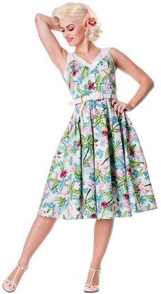 HELL BUNNY LARISSA DRESS