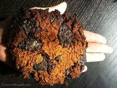 Lottas LCHF chocolate chip cookies
