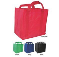#Promotional Shae Non Woven #Shopping #Bag