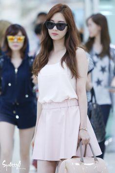 140630 seohyun's airport fashion