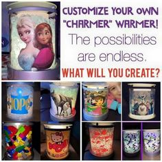 """Don't like the sea glass that comes with the Charmer Warmer? Customize it!!! *** SHOP ONLINE ~ SHIPS DIRECT https://spollreisz.scentsy.us *** Certain types of customizations """"may"""" void the warranty"""
