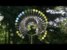 anthony howe's amazing kinetic sculpture Wind Sculptures, Sculpture Art, Kinetic Art, Wind Spinners, Outdoor Sculpture, Public Art, Installation Art, Garden Art, Metal Art
