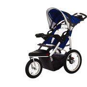 Schwinn - Turismo Jogging Stroller, Blue