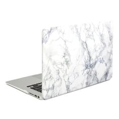 Amazon.com: Macbook Air 13 Case, GMYLE Hard Case Print Frosted for MacBook Air 13 inch (Model: A1369 and A1466) - White Swirling Paint Pattern Rubber Coated Hard Shell Case Cover: Computers & Accessories