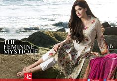 Mahiymaan Lawn Collection 2016 by Al-Zohaib Textile