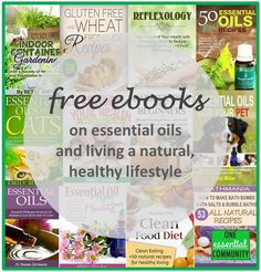 We at One Essential Community love a good deal! And FREE ebooks are a great deal! We search for free ebooks on essential oils and living a natural, healthy lifestyle and share them with you. Free doesn't usually last long, so be sure to check back often. We try to post new books every couple days.