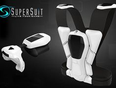SuperSuit Wearable Gaming Platform Brings Shooters to the Outdoors