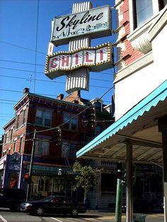 Skyline Chili, Cincinnati