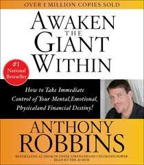 I loved this book so much that I even bought the audio!  #personaldevelopment, #motivation, #anthonyrobbins, #awakenthegiantwithin, #workfromhome, mlm, networkmarketing