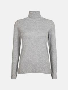 Ulike gensere med høy hals, feks fra bikbok