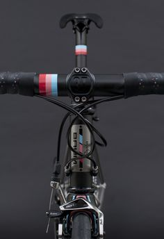 GTA, Matte Avon Black, Rapha Blue, Red, Pink, Corretto | by Baum Cycles