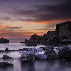 Photo Sunset Cala Moli by Monique Mathijssen on 500px