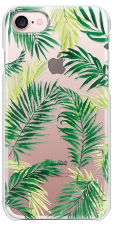 Casetify iPhone 7 Snap Case - Under the Palm Trees by Sharon Juan