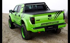 "ford raptor 2014 | 2014 GeigerCars Ford F-150 SVT Raptor ""The Beast"" - Static - 9 ..."
