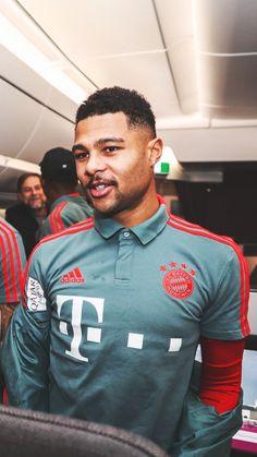 Serge Gnabry, Fc Bayern Munich, Football, Polo Shirt, Polo Ralph Lauren, Soccer, Album, Mens Tops, Shirts